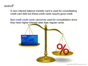 Find a Bad Credit Credit Card and Repair Your Credit